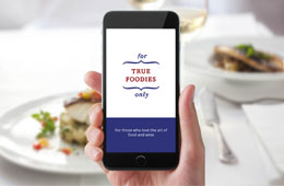 Fine dining app offers tips from top chefs