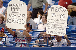 The year that broke Expos' fans' hearts