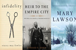 Recommended reading and listening – Fall-Winter 2013