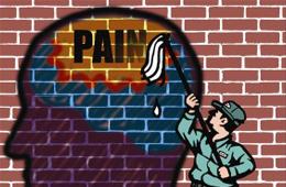 Can we 'forget' chronic pain?