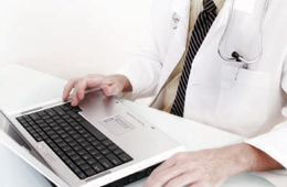 Medical records at your fingertips