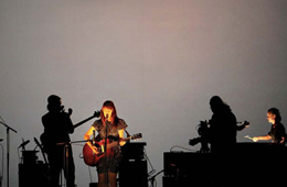 On the Road with Feist