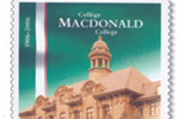 Old Macdonald has a stamp