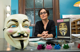 Uncovering the many faces of Anonymous