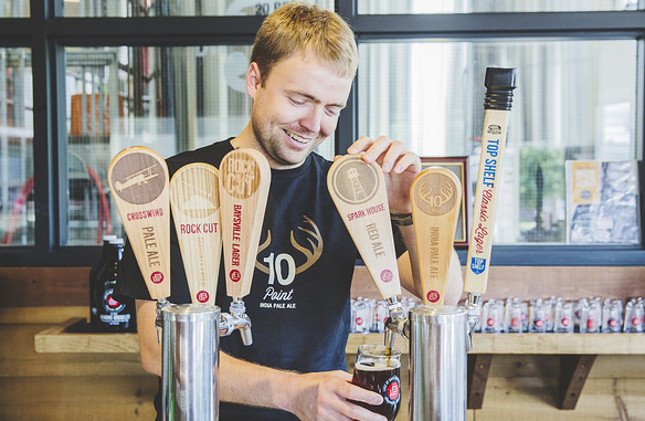 Muskoka craft brewery gets new look and taste