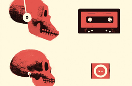 How MP3s conquered the world (by doing less)