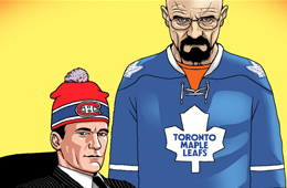 Where is Canada's Breaking Bad?