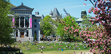 American graduate students look north to McGill
