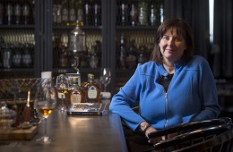 The woman behind the world's best whisky